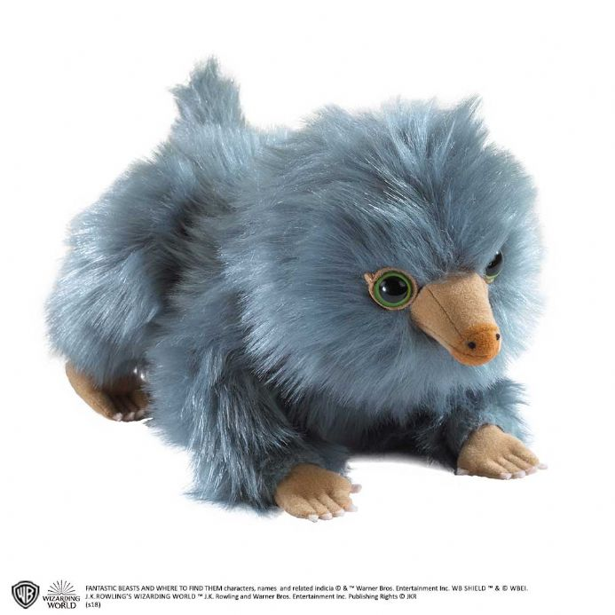 Fantastic Beasts Grey Baby Niffler Plush | Buy now at The G33Kery - UK Stock - Fast Delivery